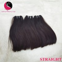 DOUBLE STRAIGHT WEAVE HAIR