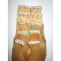 BLONDE WEAVE HAIR STRAIGHT
