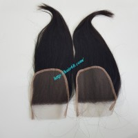 "4""x4"" FREE PARTED LACE CLOSURE"